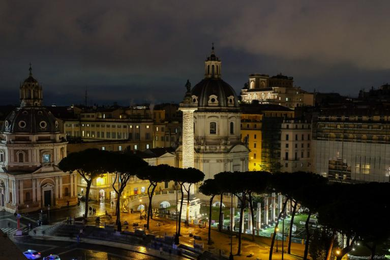 Album photos de Rome by Emmanuel Marin